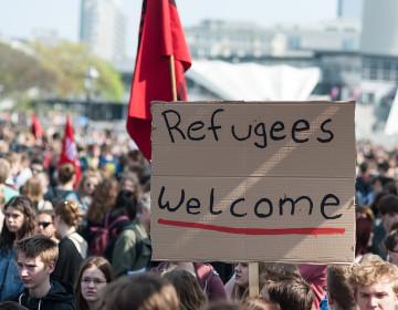 20 чэрвеня – Сусветны дзень бежанца!