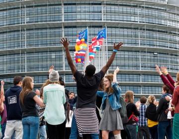 Даведайся больш пра грамадзянскасць моладзі на семінары ў Страсбургу