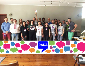 Агульны сход «РАДА» – 2018: вынікі, планы і абнаўленні
