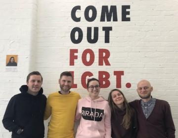 Як з правамі ў ЛГБТК+ у Вялікабрытаніі